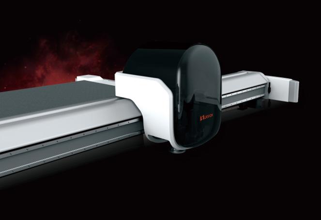 Application principles of vibrating knife cnc machine