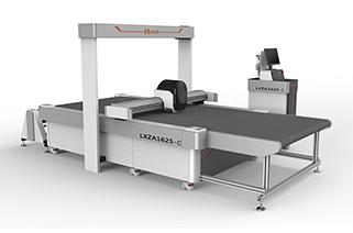 CCD Automatic Cnc Oscillating Knife Cutting Machine 1625