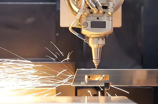 What effect does the setting of the high speed fiber laser cutting machine have on the cutting processing effect
