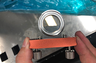 Maintenance of fiber laser cutting machine