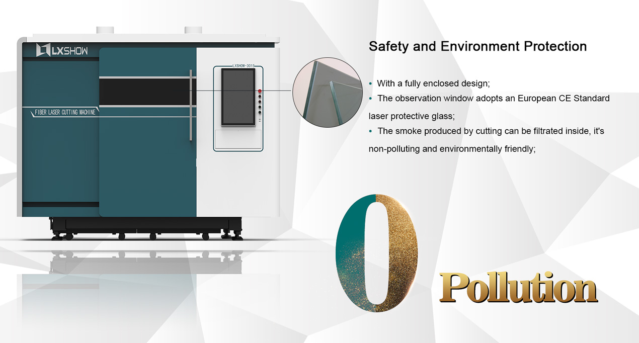 Industry 3000*1500mm 1000w 1500w 2200w 3300w 4000w 6000w 8000w 12000w 25000w fiber laser cutting machine with protection cover