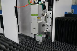 Ten functions of fiber metal laser cutting machine software