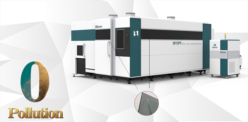 3kw 4kw 6kw 8kw 10kw 12kw Metal Iron Fiber laser cutting machine with exchange table full cover rotary metal tube pipe fiber laser cutter
