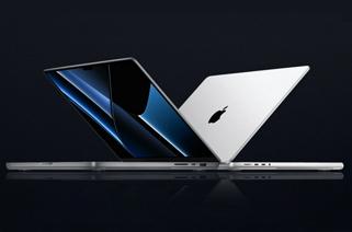 Application of fiber cutting laser machine on iPhone M1 Pro/Max MacBook Pro