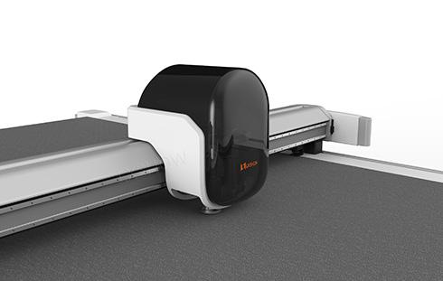 CCD Intelligent vibrating knife cnc machine