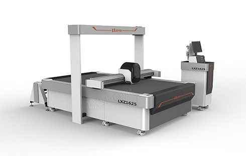 CCD Vibrating Knife CNC