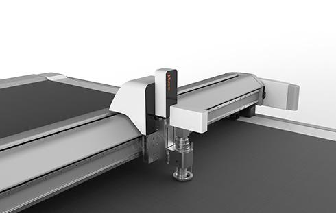 Auto Feeding Vibrating Knife CNC