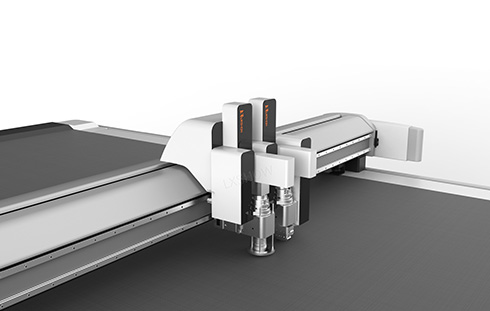 Intelligent Vibrating Knife CNC