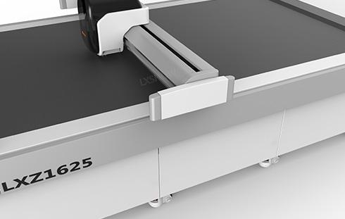 CCD auto feeding vibrating knife cnc machine