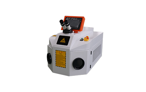 Desktop small jewelry laser welding machine