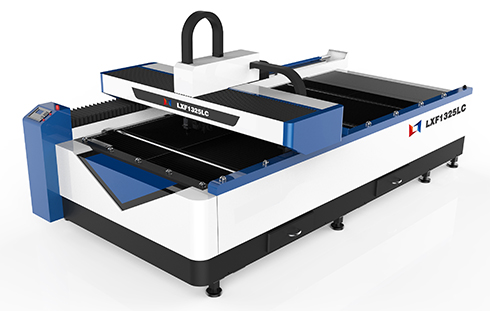 Hybrid laser mixed laser cutting machine Fiber CO2 metal nonmetal laser cutting machine