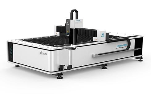 Metal Plate Fiber Laser cutting machine LXF3015