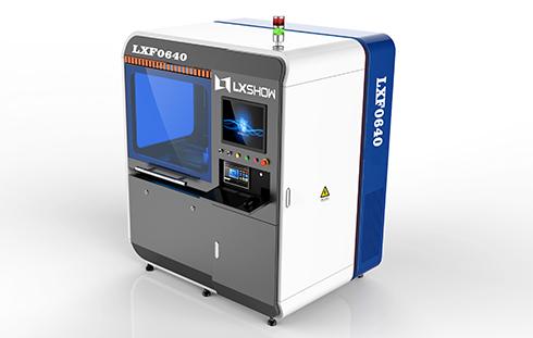 Small Mini fiber laser cutting machine 0640 500W 750W 1000W LXF0640