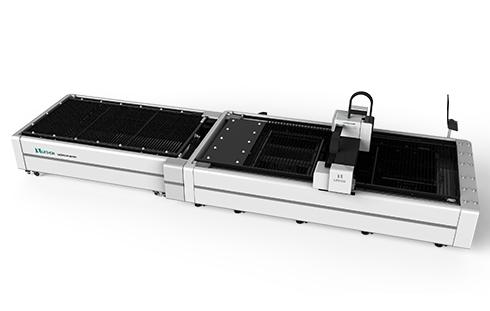 1500W 2200W 3300W High Power Metal Plate Fiber Laser cutting machine LXF3015J
