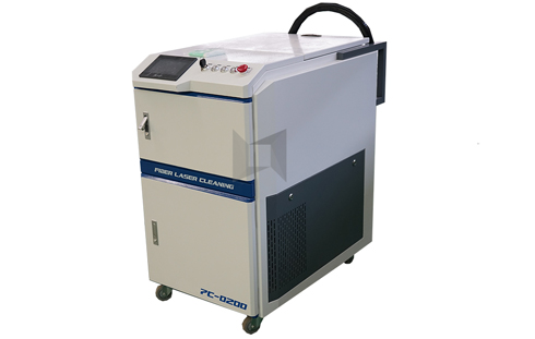 Hot Selling Portable Cnc Factory Rust Removal 1000W Laser Cleaning Machine Made In China
