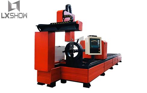 Stainless steel square pipe Metal square tube round tube multi-function cnc plasma cutting machine price