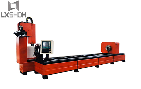Stainless steel square pipe Metal square tube round tube multi-function cnc plasma cutting machine price