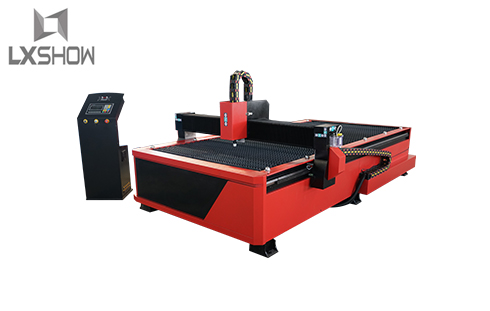 China metal sheet plasma cutting machine Table Cnc plasma cutter price with plasma power 40a 60a 100a 160a 200a