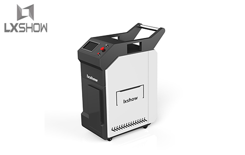Metal Rust removal mini portable fiber laser cleaning machine 1000w 500w 300w 200w 100w 50w for sale