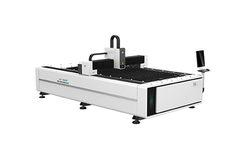 Metal Plate Fiber Laser Cutting Machine LXF1530