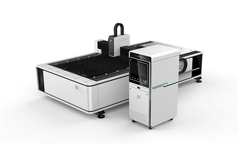 New design fiber optic laser 500w 1kw 1500w 2200w fiber laser cutting machine for metal plate  LXF1530