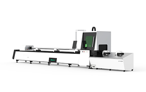 Round and Square Automatic Tube Fiber Laser Cutting Machine LXF6020T