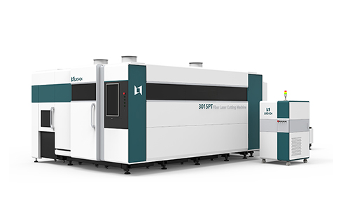[LX3015PT]3kw 4kw 6kw 8kw 10kw 12kw Metal Iron Fiber laser cutting machine with exchange table full cover rotary metal tube pipe fiber laser cutter